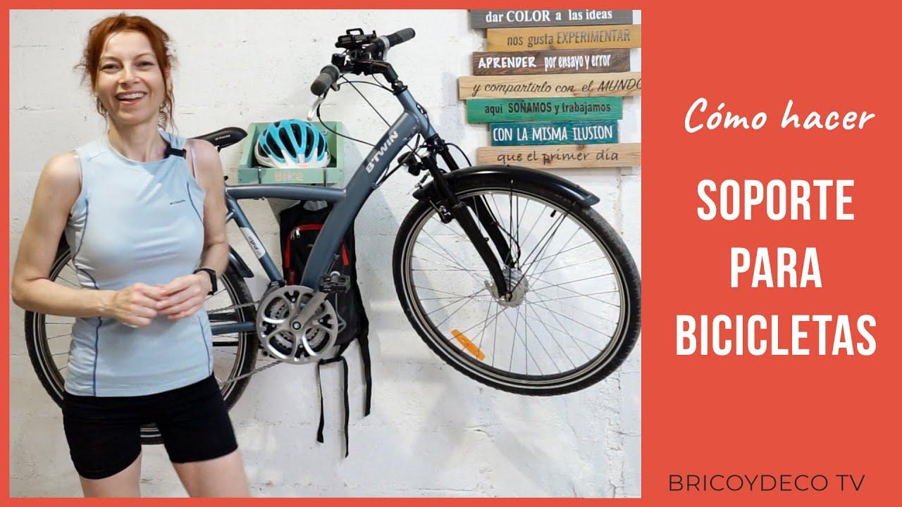 para almacenamiento en pared de bicicleta soporte para bicicleta soporte para aparcamiento de bicicletas de carretera Skystuff Soporte para bicicleta soportes para neum/áticos