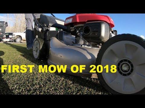 First MOW 2018 Kentucky Bluegrass GO AWAY WINTER