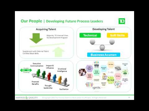 Enhancing Operational Excellence Through End to End Process Management- TD Bank Case Study