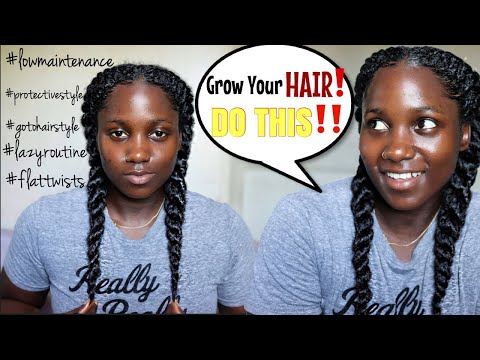 do-this-hairstyle-for-major-growth-and-length-retention-#4
