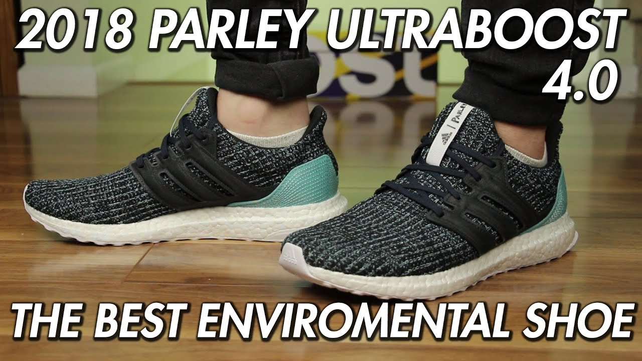9c5c6c544eee0 Adidas Parley Ultraboost 4.0 (2018) Review!  ROVIEW  - YouTube