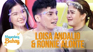 Loisa is still the person Ronnie wants to marry | Magandang Buhay