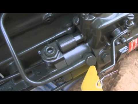 Hercules D198ERX51 4-Cylinder Diesel Engine on GovLiquidation com