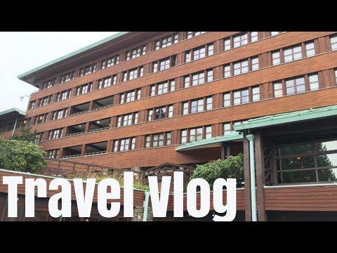 Disneyland Paris Travel Vlog November 2017