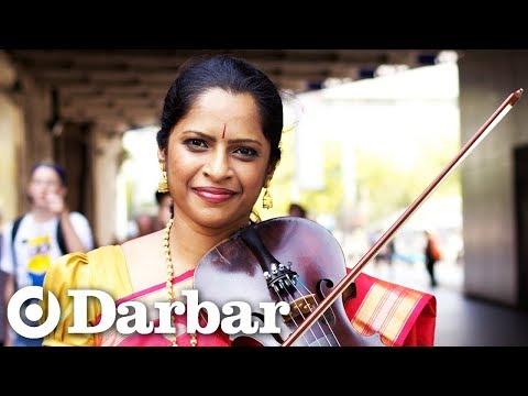If You Can Play Carnatic Music, You Can Play Anything | Akkarai Subhalakshmi |  Darbar Festival