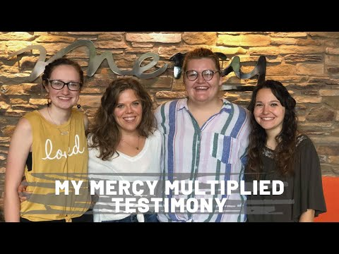 I DIDN'T GRADUATE: My Mercy Multiplied Testimony
