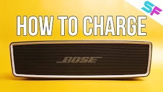 Bose SoundLink Mini 2 - How To Charge