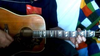 Hey Jude ~ The Beatles Macca-Doo ~ Acoustic Cover w/ Gibson Hummingbird 1964