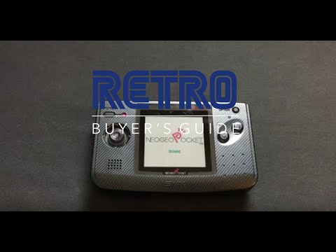 Neo Geo Pocket Color: RETRO Buyer's Guide Episode 31