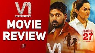 V1 – Review | Ram Arun Castro, Vishnupriya Pillai | Pavel Navageethan | Nettv4u