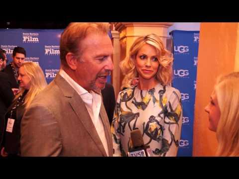 Kevin Costner Interview at the Santa Barbara International Film Festival