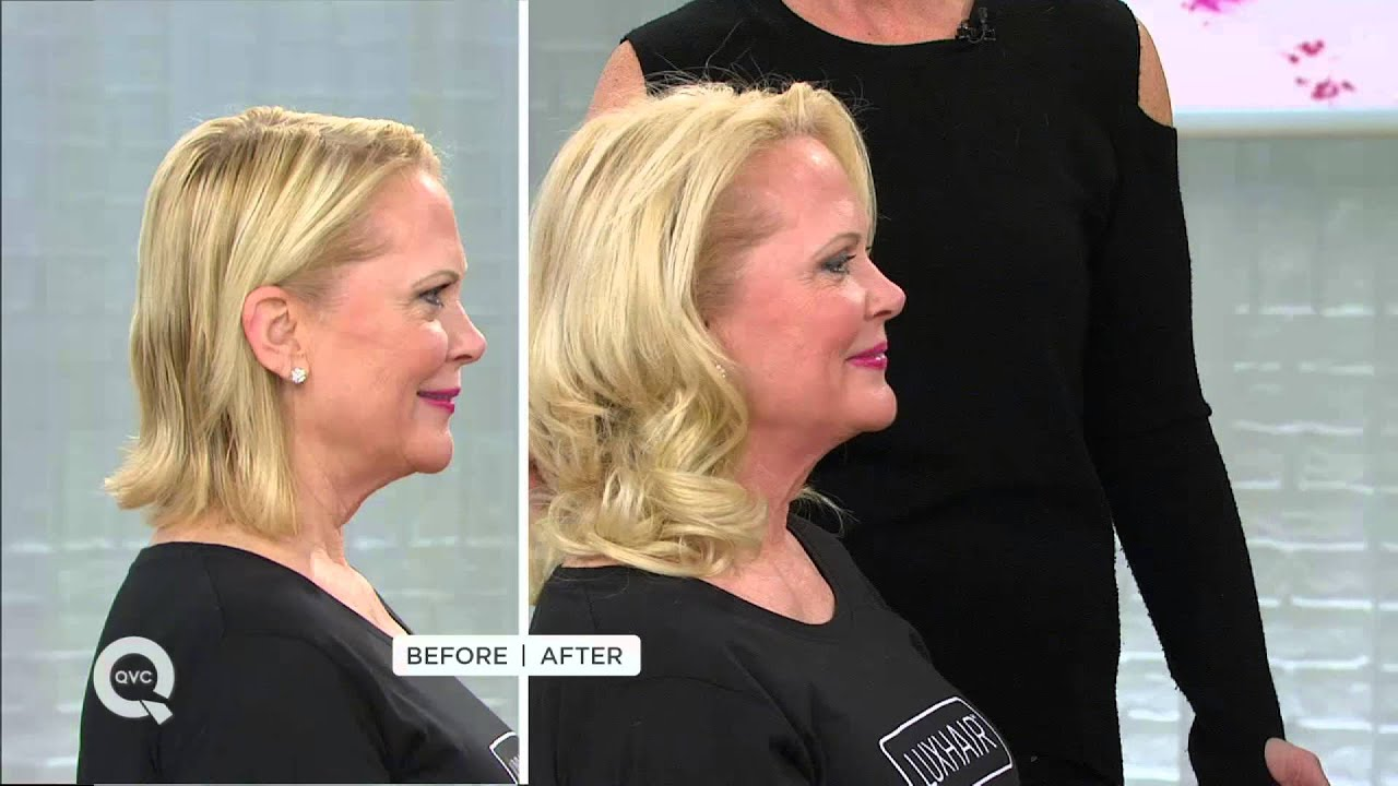 Luxhair How By Tabatha Coffey 10 Circle Extension With Jacque