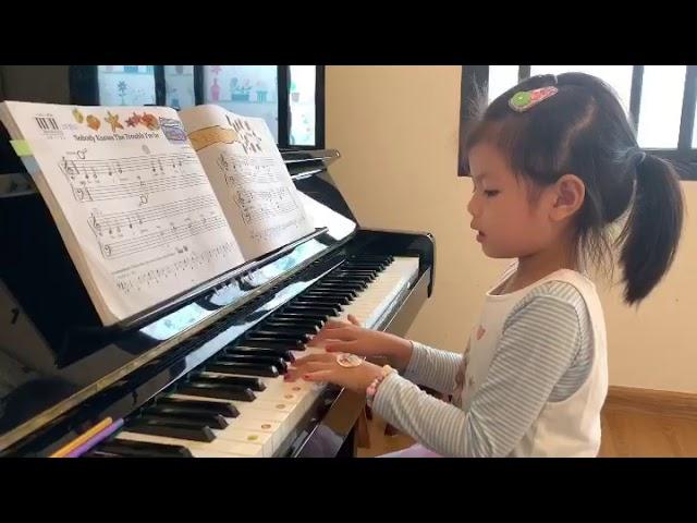 คอร์สเรียนเปียโน สำหรับเด็ก