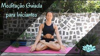 Meditação Guiada para Iniciantes I Yoga com Júlia Viegas