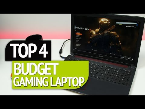 TOP 4: Best Budget Gaming Laptop 2018