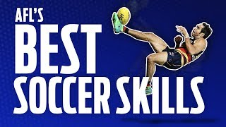 AFL World Cup special: The best soccer goals and assists | 2018 | AFL