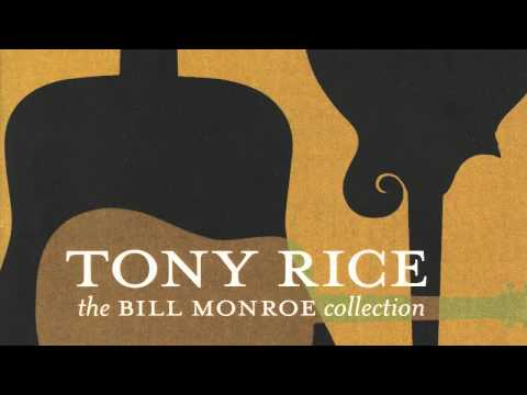 "Tony Rice - ""On My Way Back To The Old Home"""