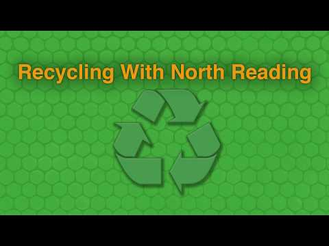 Recycling With North Reading 3/9/18