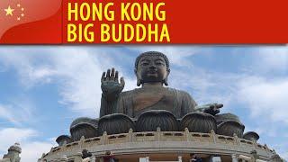 Hong Kong - Big Buddha and Po Lin Monastery