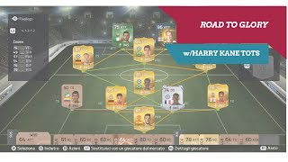 ROAD TO GLORY w/ HARRY KANE TOTS EP.9 
