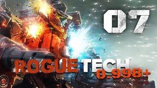 Huge Synergy - Roguetech 0998+ / Battletech Flashpoint DLC Career Mode Playthrough #07
