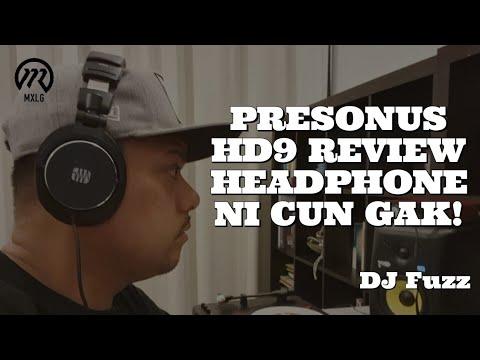 Headphone Ni Best Ke? Presonus HD9 Preview