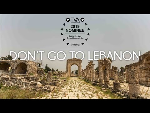 Don't go to Lebanon - Travel film by Tolt #12
