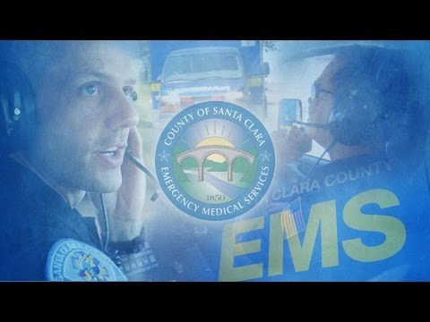Santa Clara County EMS Radio Communication System Orientation [ January 2014 ]