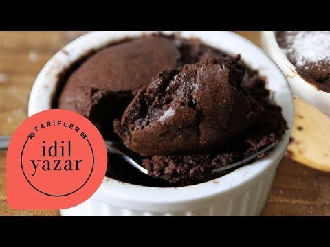How To Make Souffle At Home – Chocolate Souffle Recipe – İdil Yazar