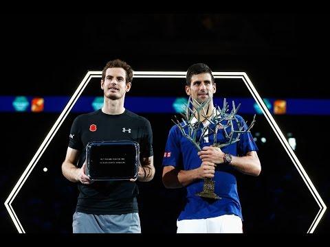 2015 BNP Paribas Masters Paris Final - Djokovic v Murray
