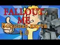Военная карта в minecraft CUSTOM NPC: Fallout ME №1.