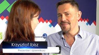 Kongres Przyszłości - Krzysztof Ibisz, prezenter i dziennikarz
