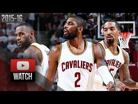 lebron-james,-kyrie-irving-&-j.r.-smith-full-highlights-vs-pistons-2016-playoffs-r1g2---(cavs-feed)