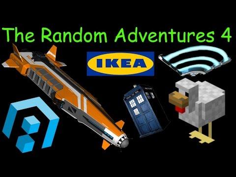 Robocraft - The Random Adventures 4: Teslabirds