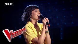 Stefania Roman - Sympathique | Auditiile pe nevazute | Vocea Romaniei 2018