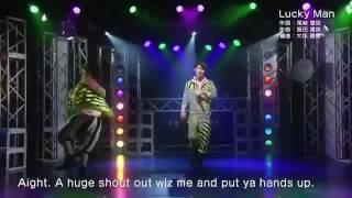 まいジャニ ショータイム Lucky Man (嵐) 関西ジャニーズJr. 向井康二 ...
