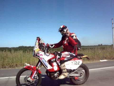 Eric Palante - Rally Dakar 2011