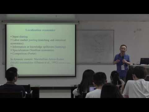Shihe Fu: Labor Market Agglomeration Economies