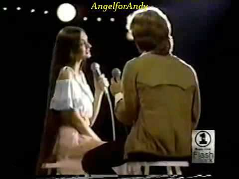 Andy Gibb and Crystal Gayle  If you Ever Change Your Mind