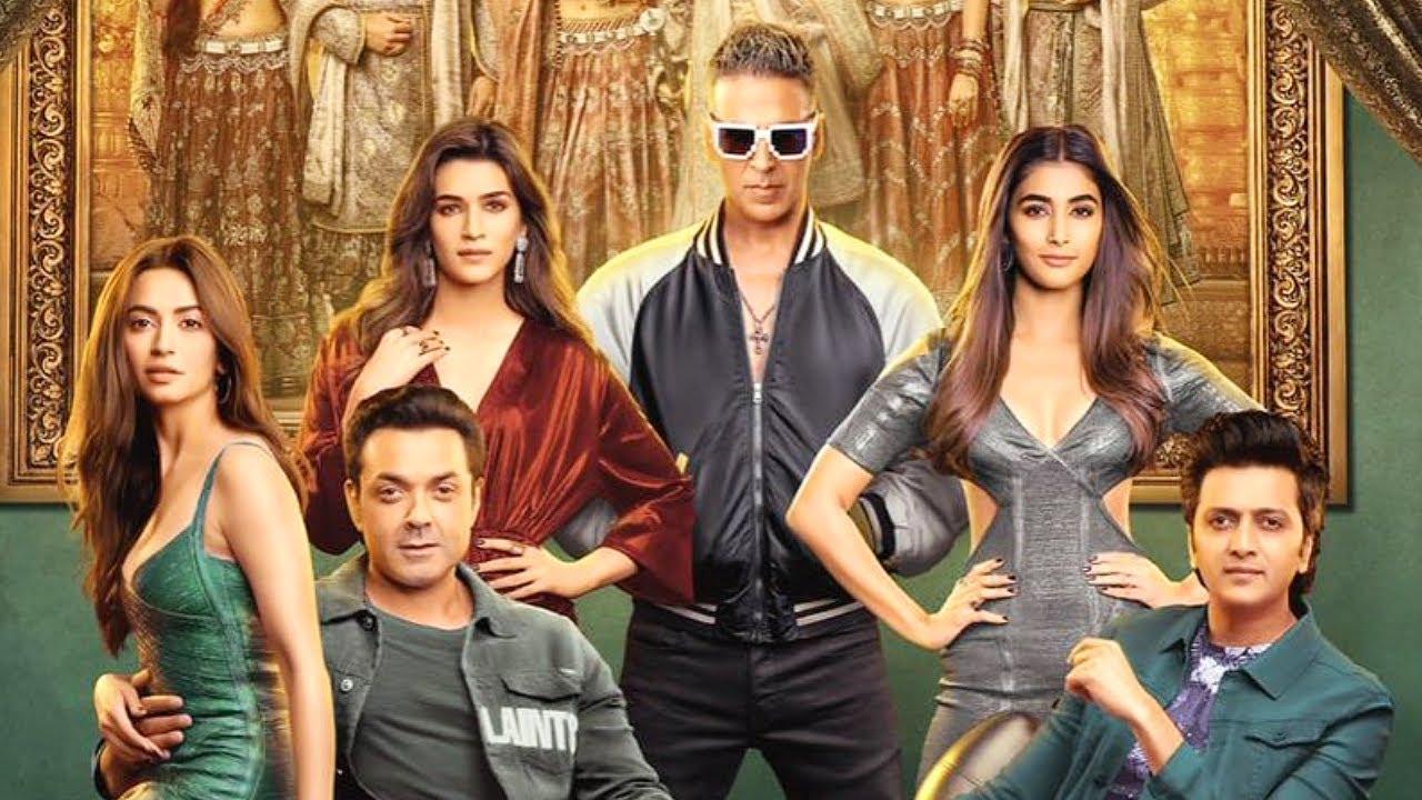 Akshay Kumar & Riteish Deshmukh Latest Hindi Full Movie | Bobby, Kriti Sanon, Pooja, Kriti Kharb