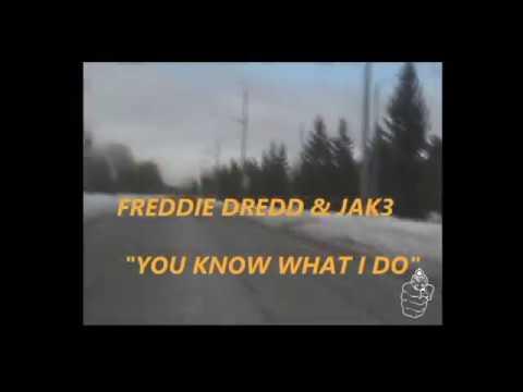 Freddie Dredd & Jak3 - You Know What I Do * DOOMSHOP /// SIXSET