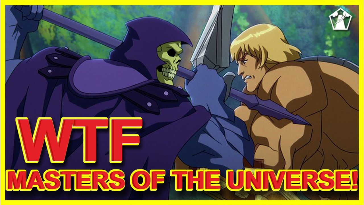 Watch the First Masters of the Universe: Revelations | Review Podcast | WTF #71