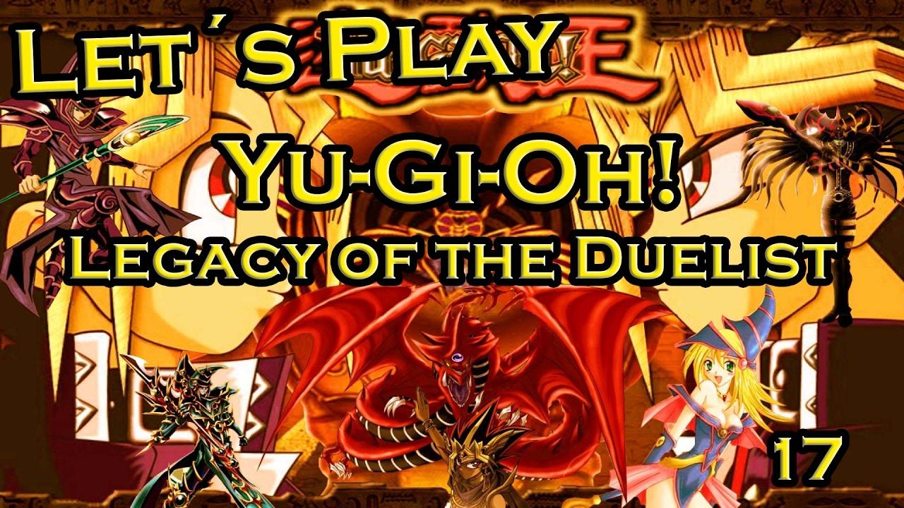 let´s play  yugioh lotd  part 17  die götterkarten