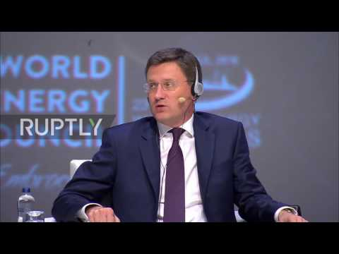 Turkey: OPEC and non-OPEC members must work together to stabilise oil prices - Novak