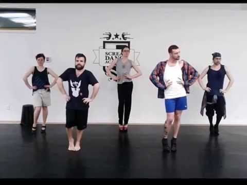 Diva Style: Boys in Heels Choreography Lynsey Billing