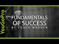 THE FUNDAMENTALS OF SUCCESS - Baseball Motivation by Coach Madden