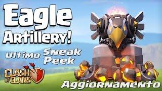 Clash Of Clans | Aggiornamento TH11: Eagle Artillery e Data di Uscita