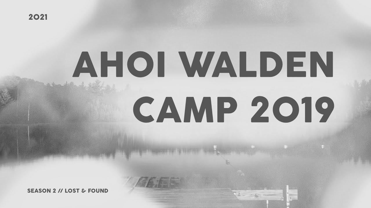 Das Ahoi Walden Camp –Das Outdoor-Back to Nature--Draußen-Wochenende-Camp