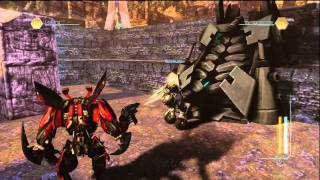 Transformers 3: Dark of the Moon - Chapter 3 (Part 3/4)  - Mirage