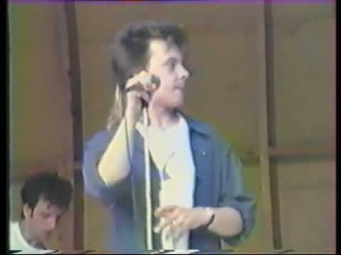 Les Crevettes à Déomas Annonay en 1986 par lô :)....